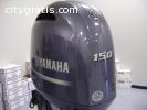 YAMAHA OUTBOARD F150LB  4 STROKE