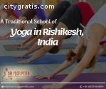 Yoga scholarship in Rishikesh India