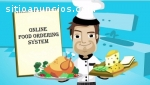 Your food online ordering system