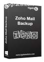 Zoho Mail Backup Tool